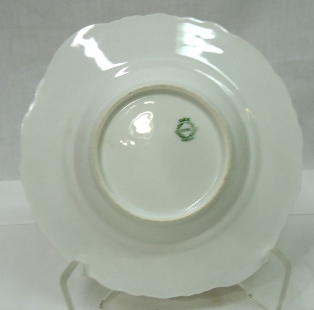 H.P. Austria Butter Dish w/ Drainer - 4