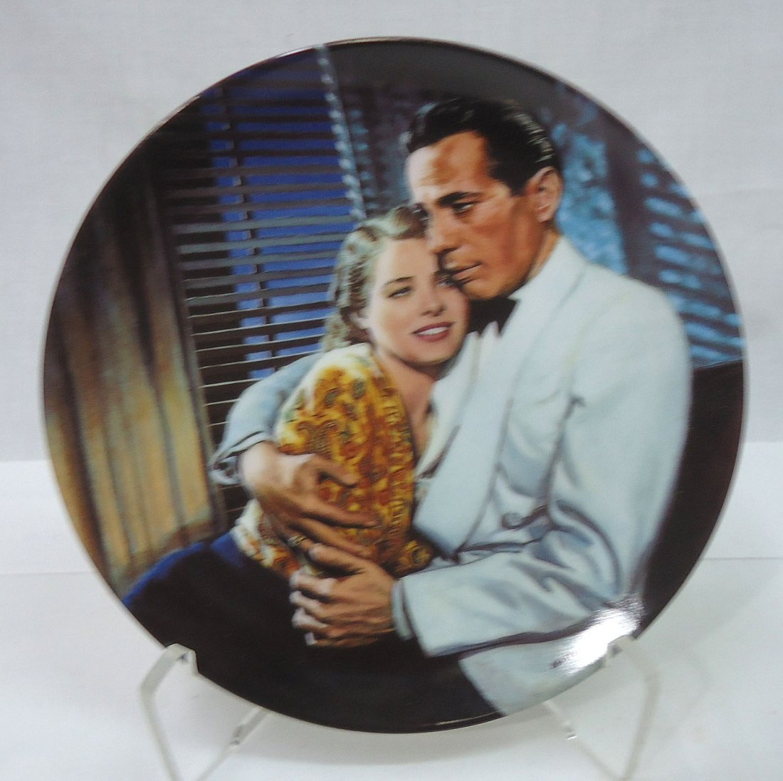 """Casablanca"" Comm. Plate"