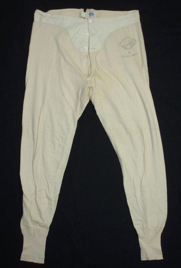 5pc Roxford Men's Knitted 1912  Underwear - 2