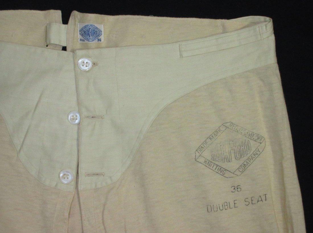 5pc Roxford Men's Knitted 1912  Underwear - 3