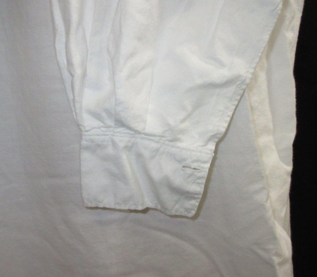 Edwardian Cotton Men's Sleep Dress/Shirt - 3