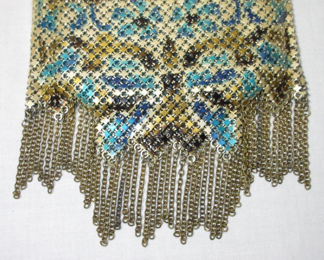 1920s Lovely Mandelain Royal Splendor Filigree Fr Bag - 3