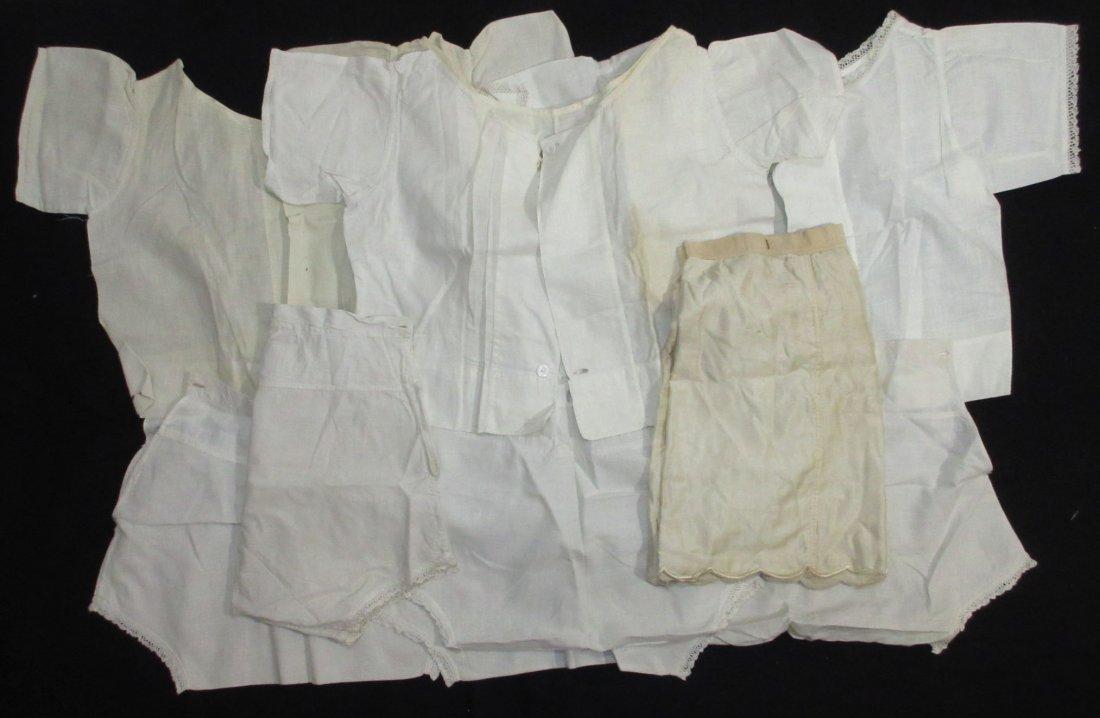 4 Pr.'s of Combination 1920's Tops & Panties