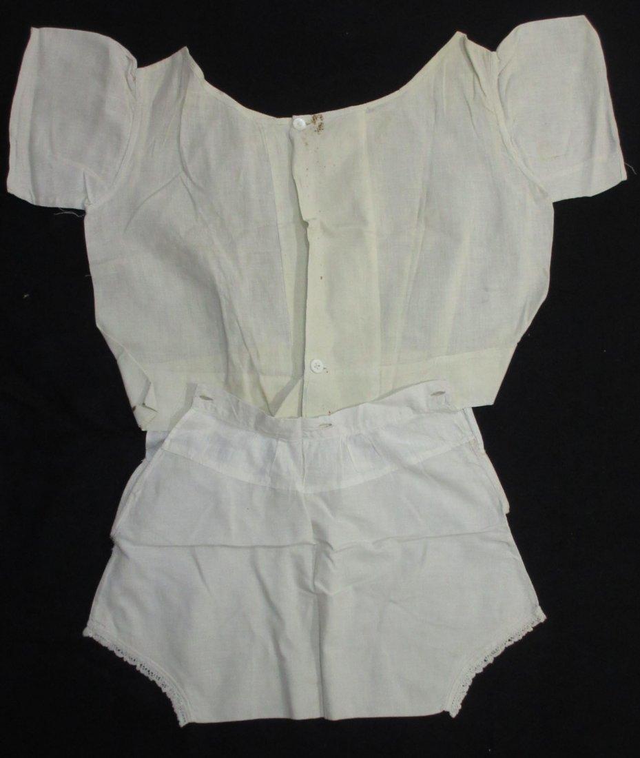 4 Pr.'s of Combination 1920's Tops & Panties - 2