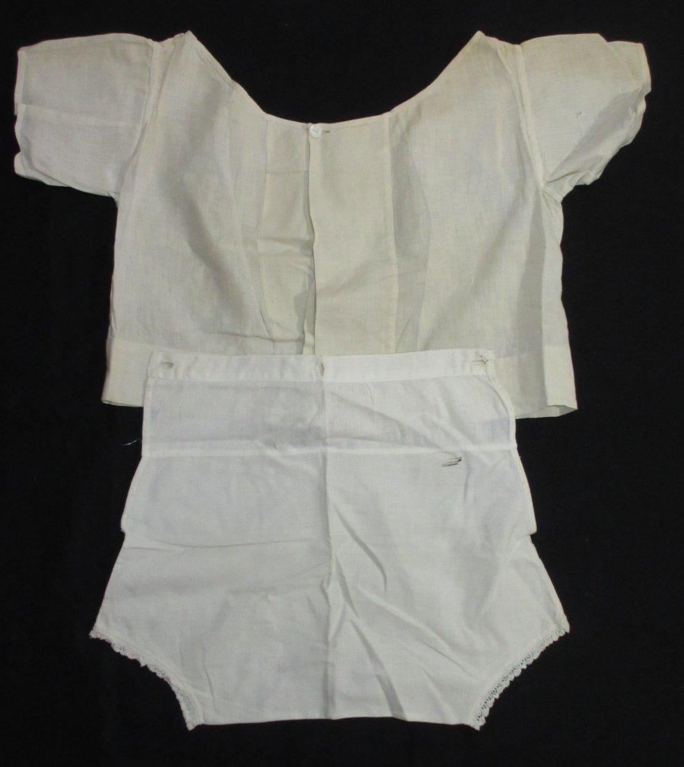 4 Pr.'s of Combination 1920's Tops & Panties - 4