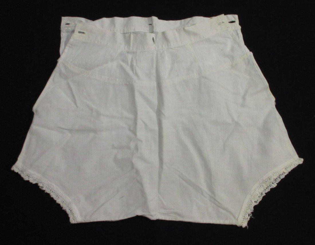 4 Pr.'s of Combination 1920's Tops & Panties - 6