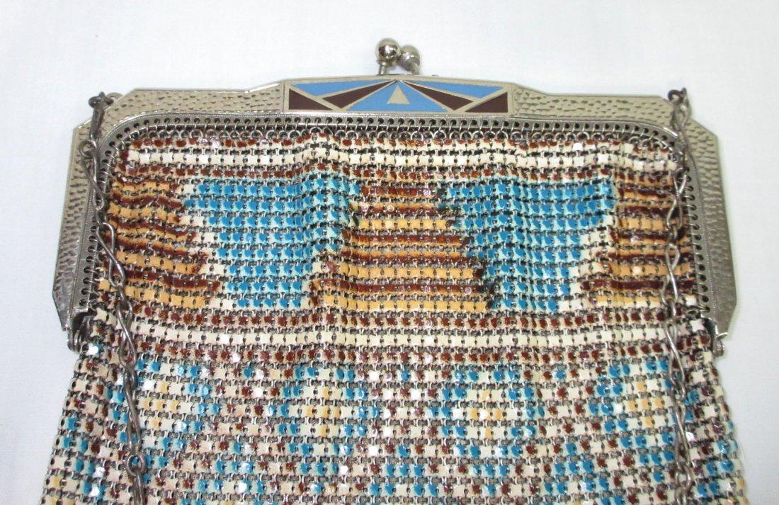 Great Whiting/Davis Enameled Bag In Original Box - 3