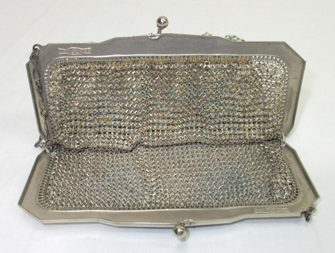 Great Whiting/Davis Enameled Bag In Original Box - 4