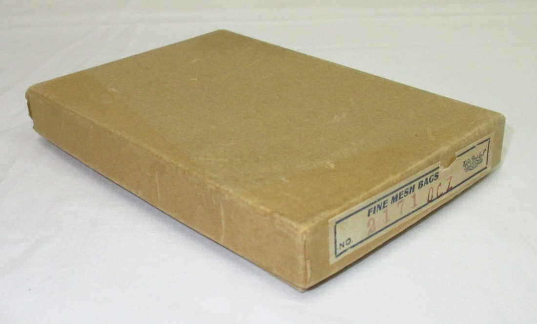 Great Whiting/Davis Enameled Bag In Original Box - 6