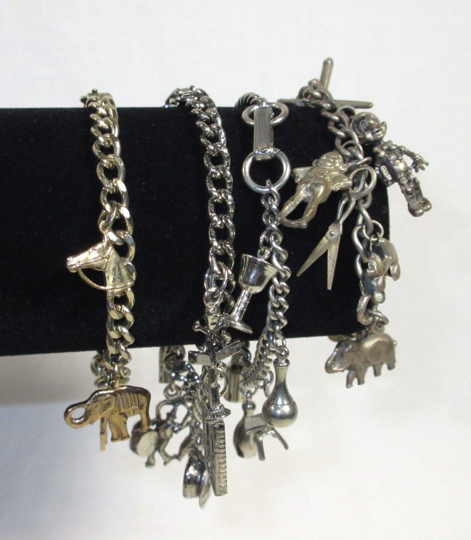 4 Great Charm Bracelets