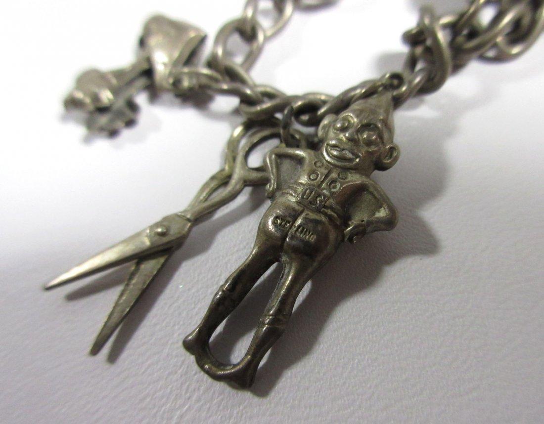 4 Great Charm Bracelets - 3