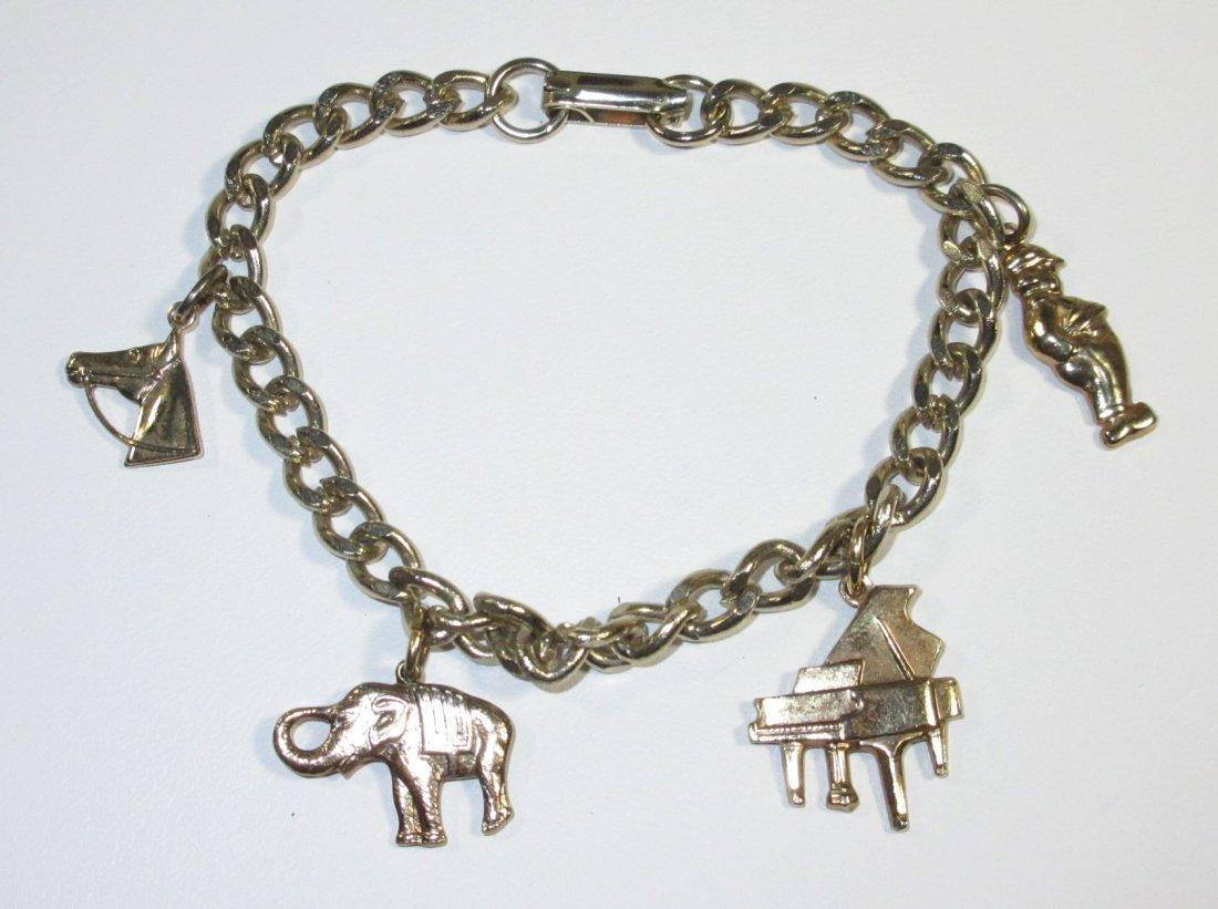 4 Great Charm Bracelets - 6
