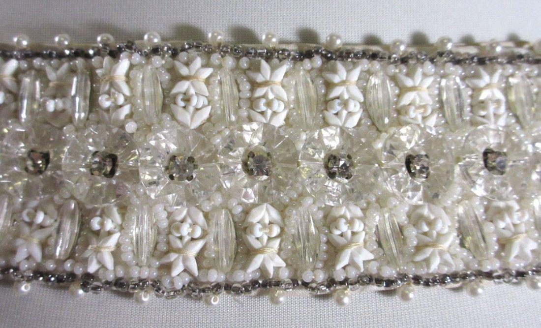 Great 50's Wedding/Formal Belt - 2