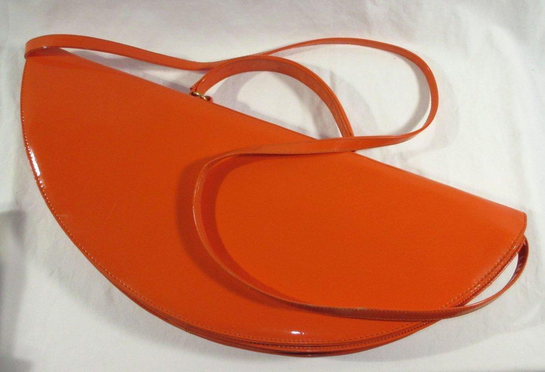 Fabulous Orange Retro Handbag