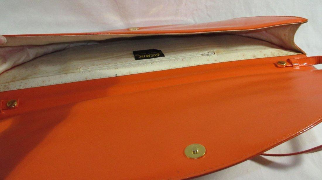 Fabulous Orange Retro Handbag - 3