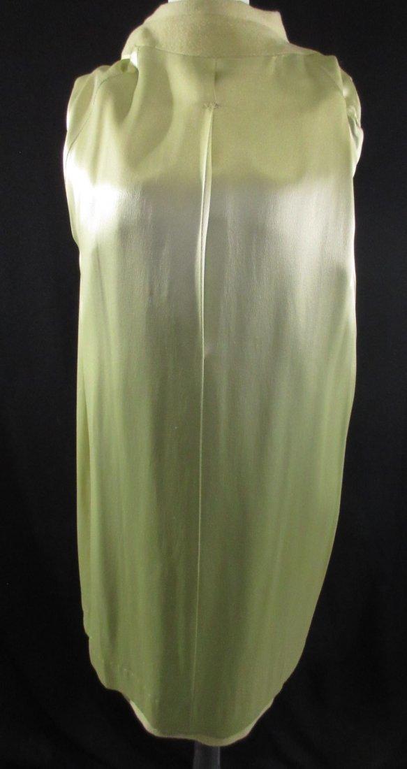 Celadon 1960's Cashmere Famous Barr Coat - 7