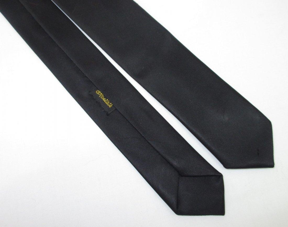 2 Super Skinny 60's Acetate Men's Tie's - 3