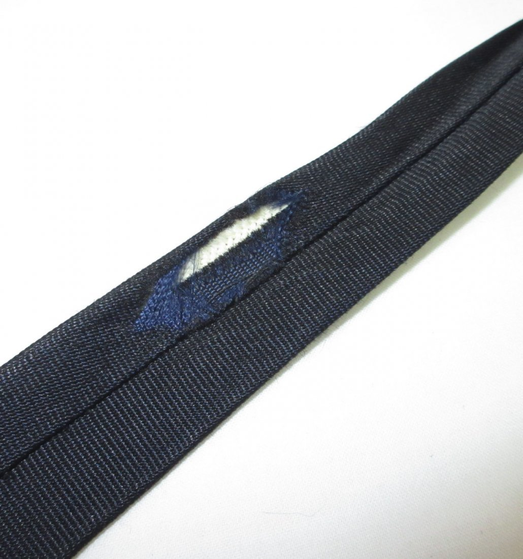 2 Super Skinny 60's Acetate Men's Tie's - 5