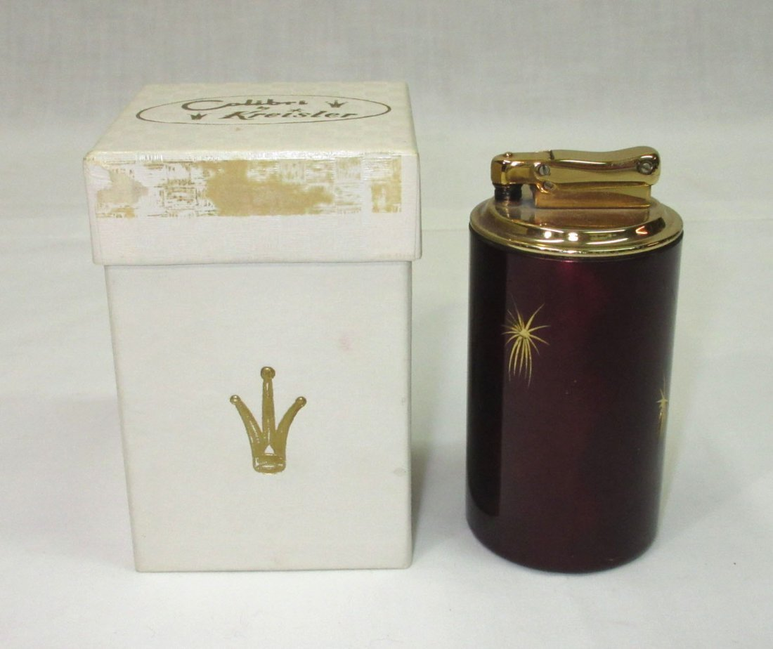 Colibri By Kreisler 60's Table Lighter in Orig. Box