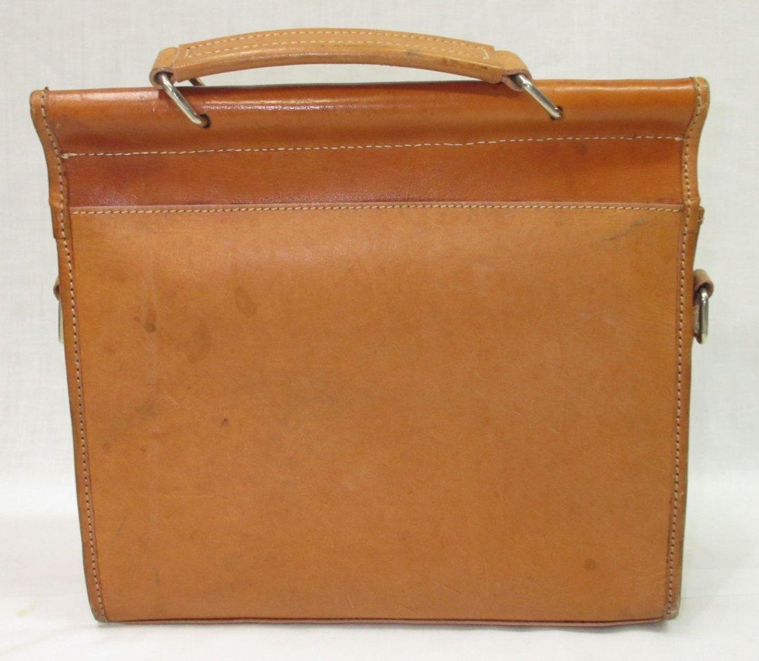 Hand Tooled Western Leather Nocona Purse - 4