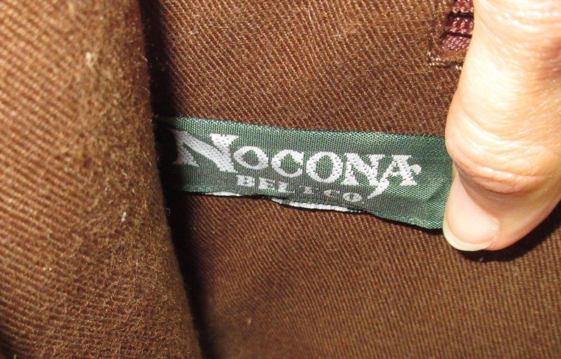 Hand Tooled Western Leather Nocona Purse - 6