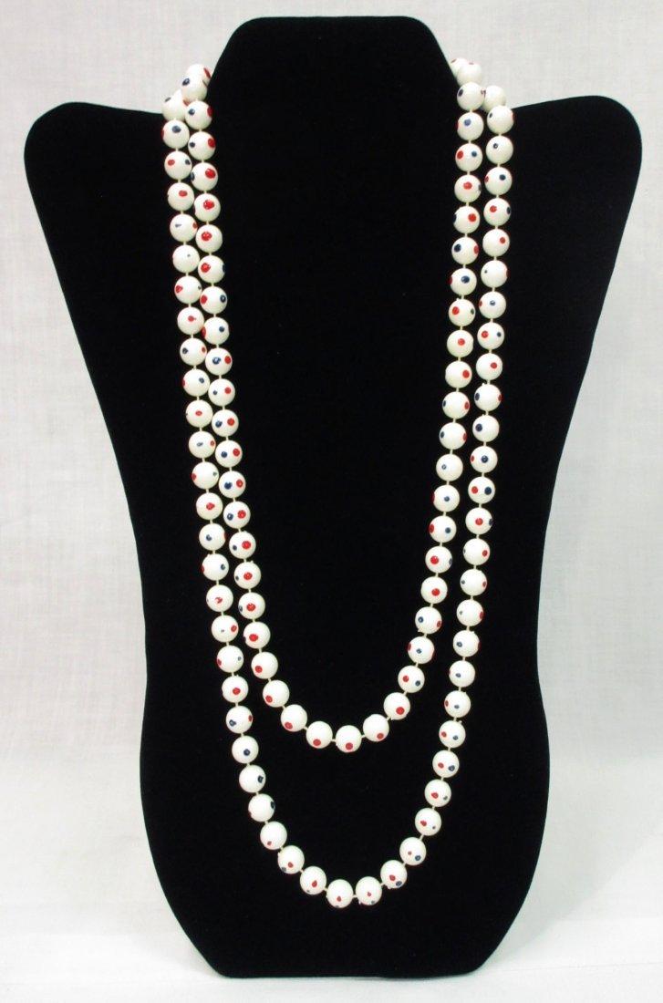 70's Patriotic Jewelry Collection- 4pc - 2