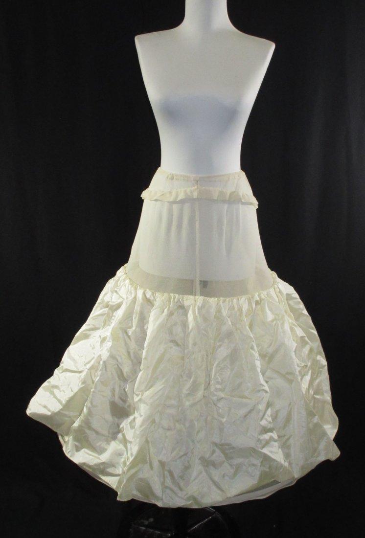 1900's Replica Triple Hoop Skirt