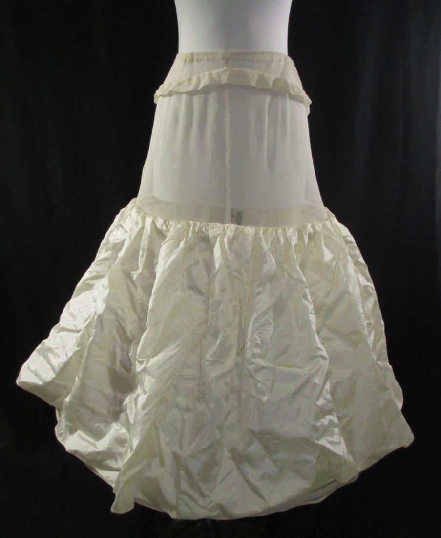 1900's Replica Triple Hoop Skirt - 2