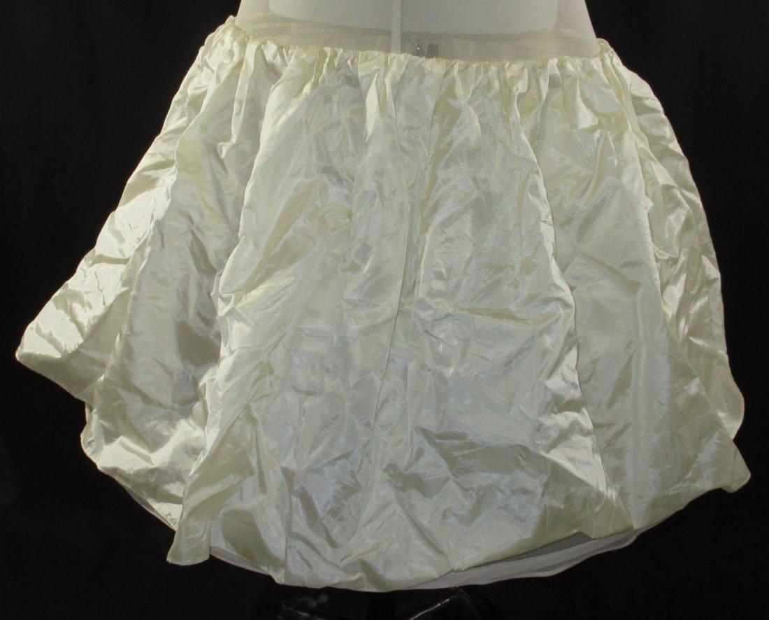 1900's Replica Triple Hoop Skirt - 4