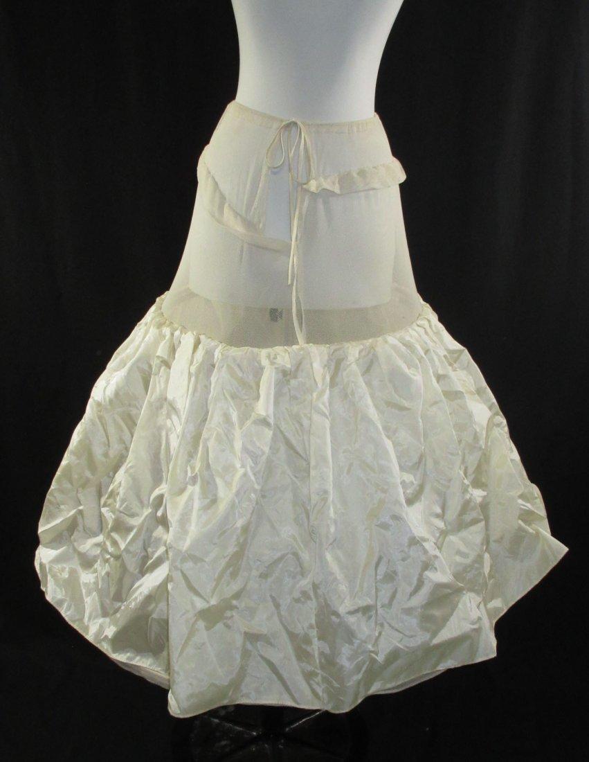 1900's Replica Triple Hoop Skirt - 6