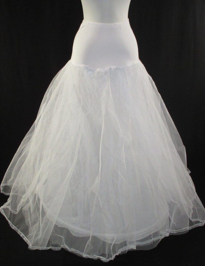 Formal/Bridal Hoop Skirt - 2