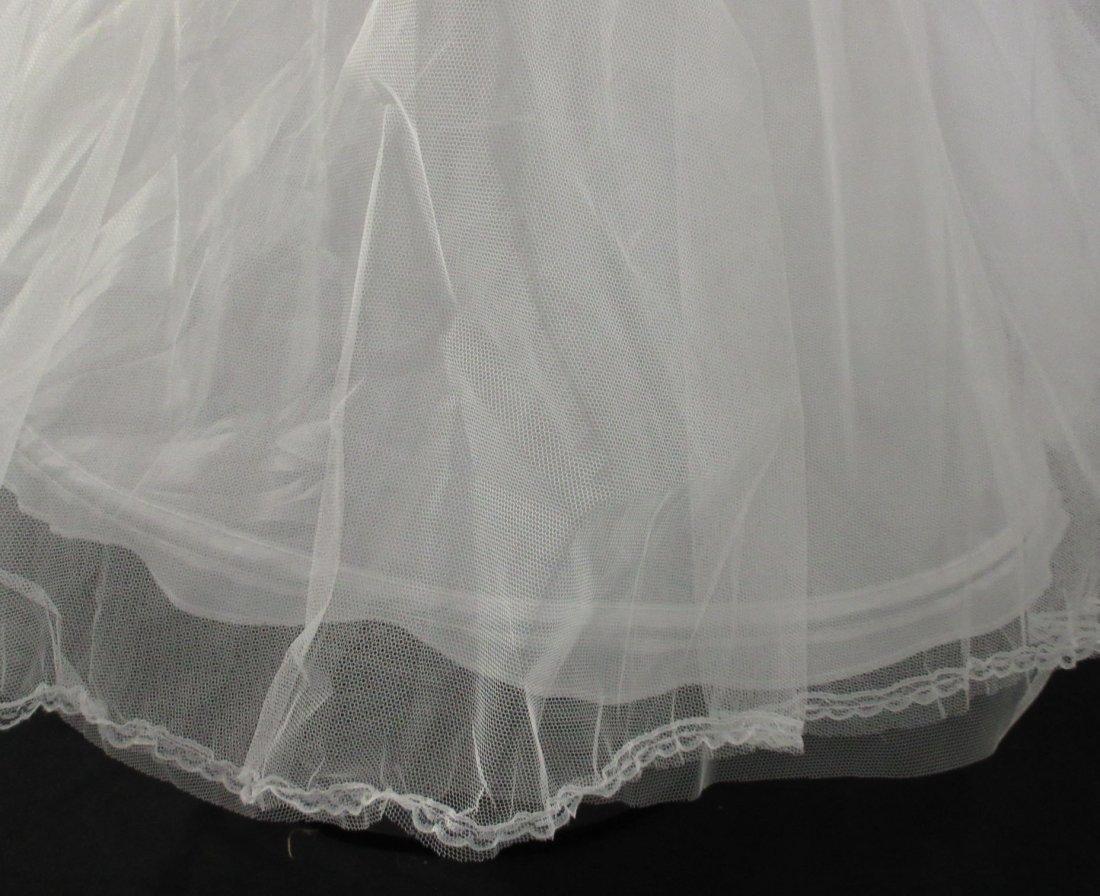Formal/Bridal Hoop Skirt - 4