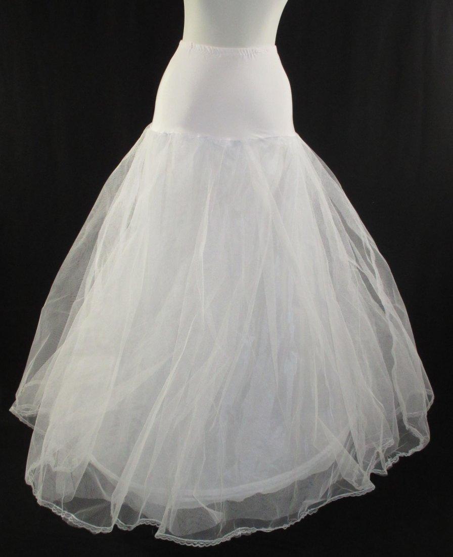 Formal/Bridal Hoop Skirt - 5