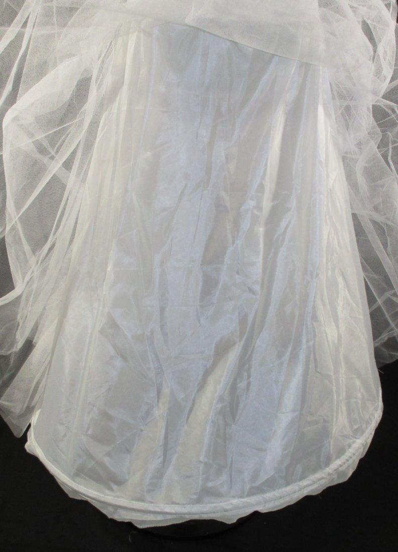 Formal/Bridal Hoop Skirt - 6