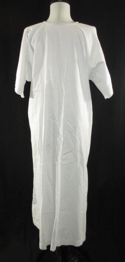 Vtg. Ladies Cotton Nightgown's, 2pc - 4