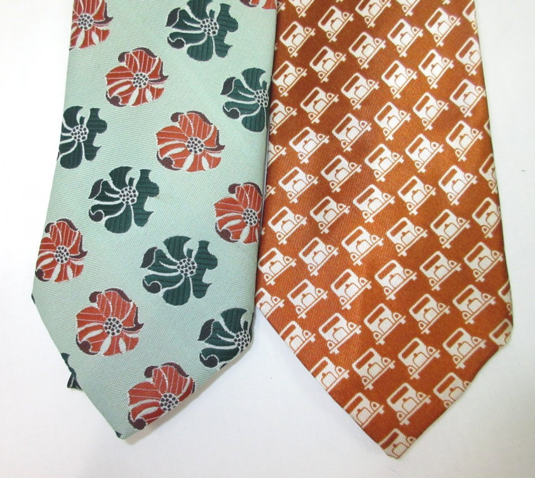 2-1940's Men's Necktie's - 2