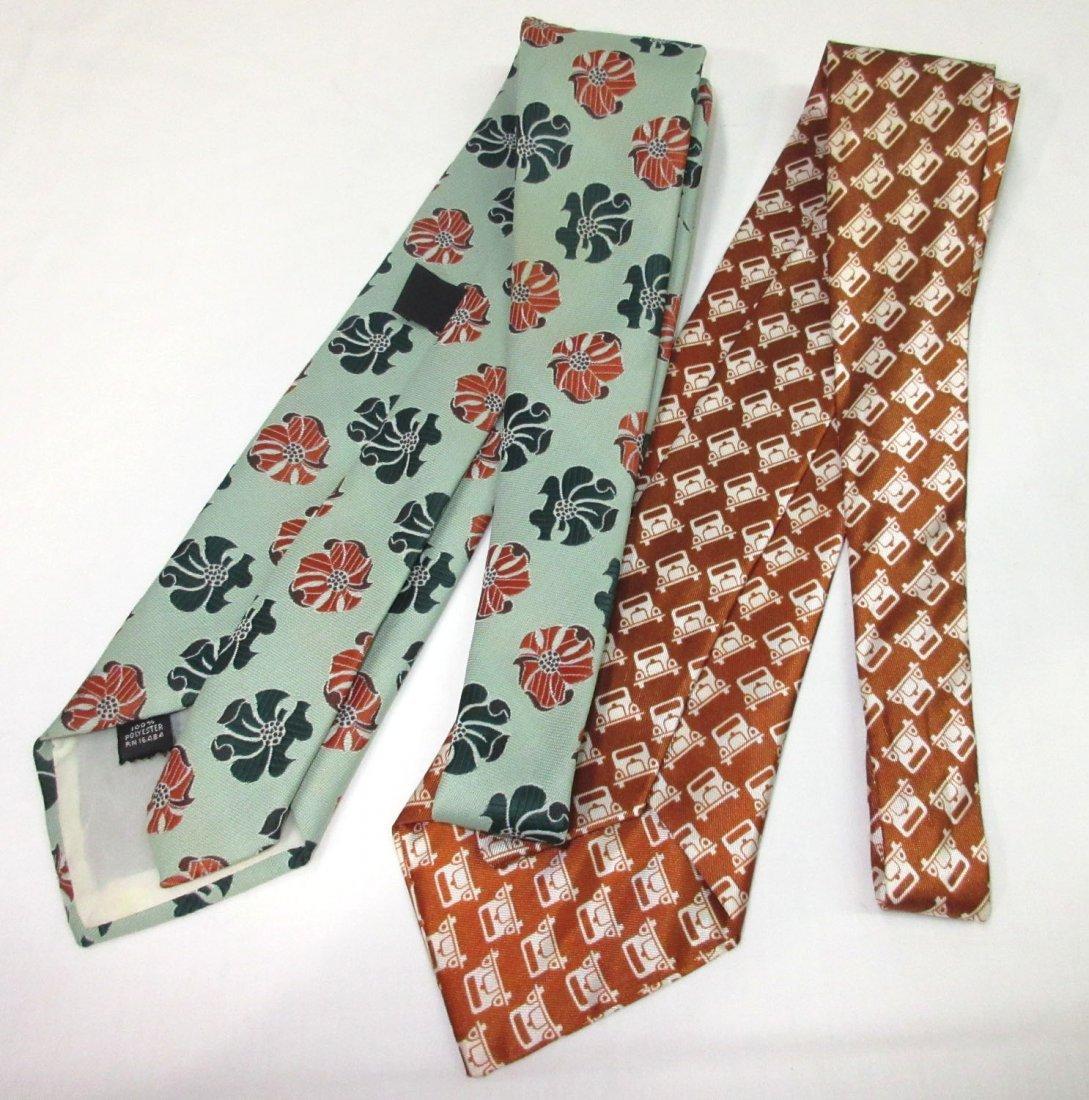 2-1940's Men's Necktie's - 3