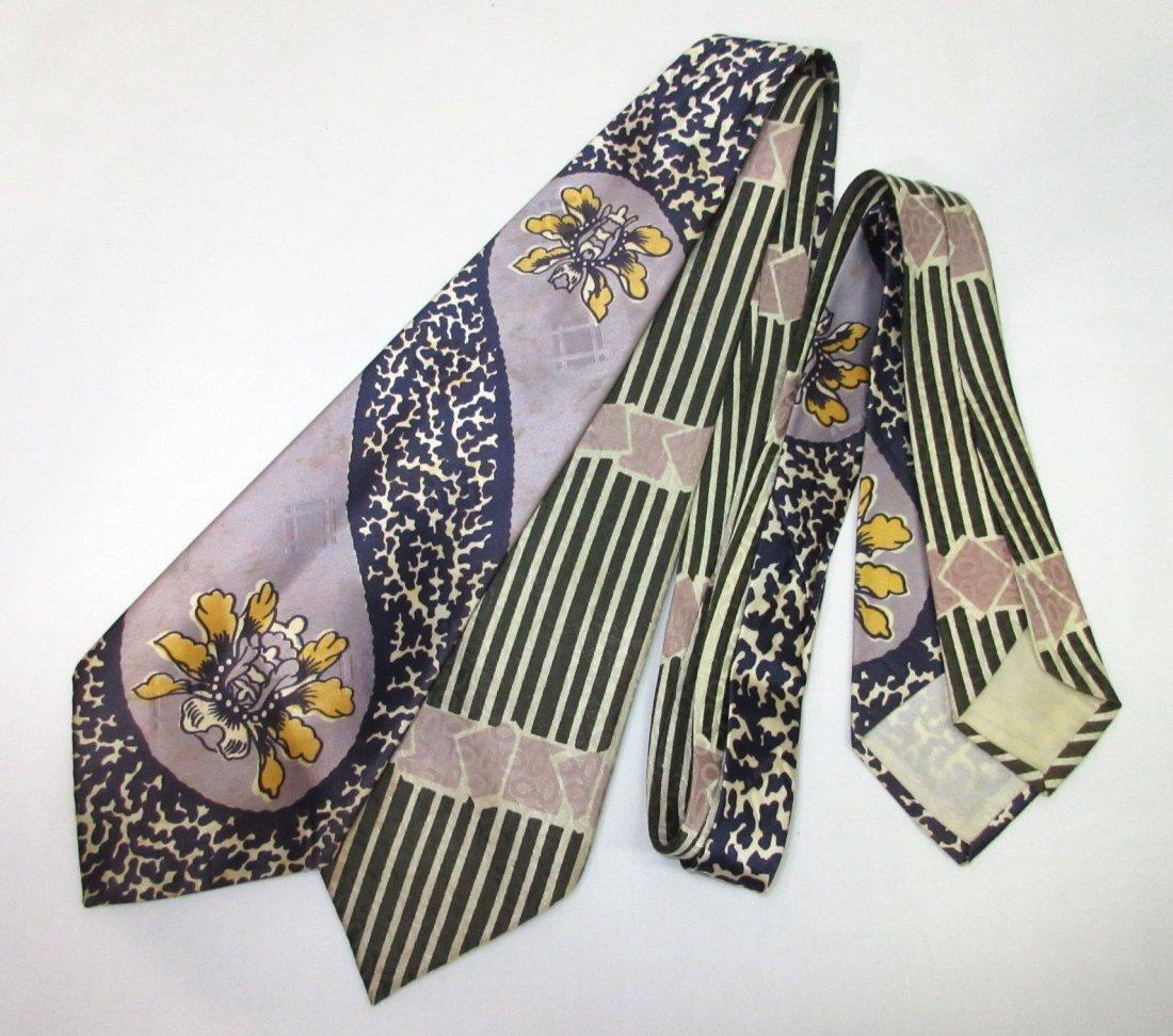 Classic Silky 40's Men's Necktie's