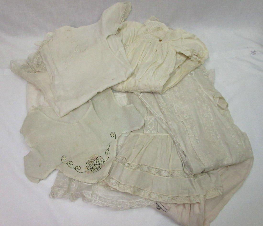 """""""7"""" Edwardian Little Girl's Dresses"""