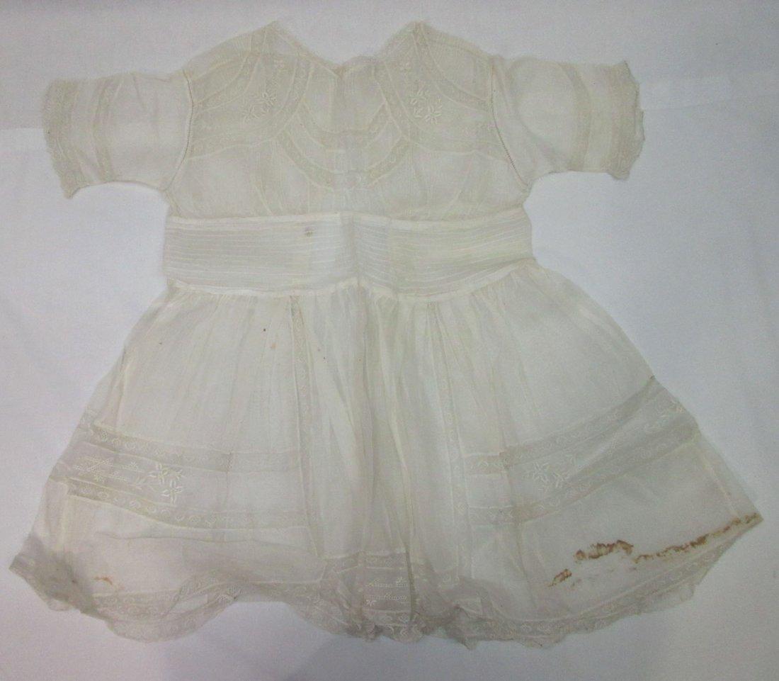 """""""7"""" Edwardian Little Girl's Dresses - 2"""
