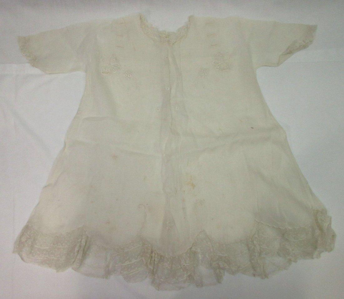 """""""7"""" Edwardian Little Girl's Dresses - 3"""