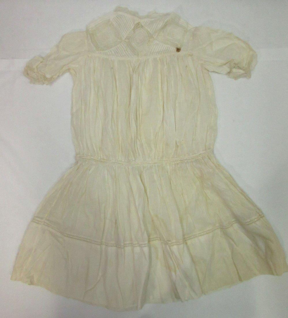 """""""7"""" Edwardian Little Girl's Dresses - 4"""