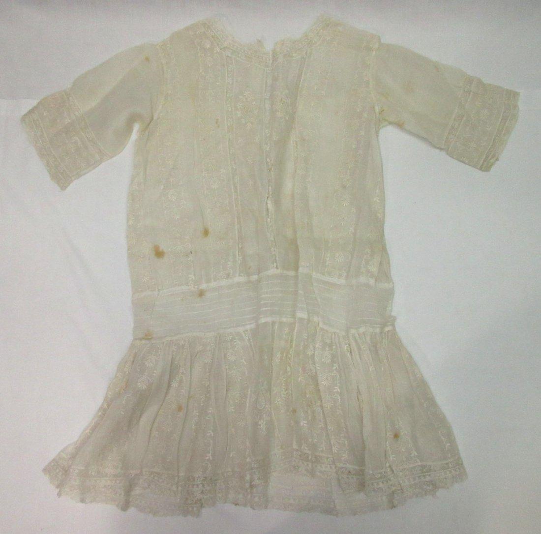 """""""7"""" Edwardian Little Girl's Dresses - 5"""