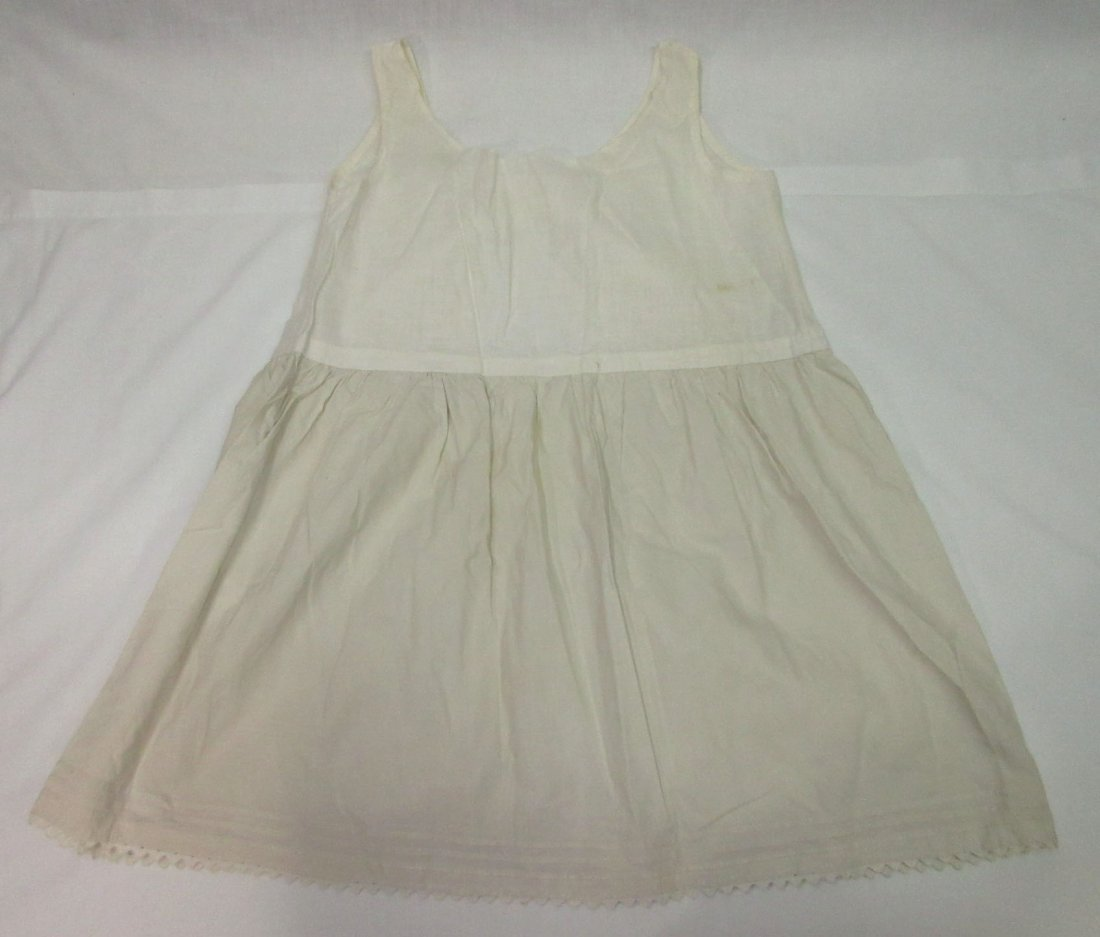 Early Girl's Edwardian Dress Slips - 7pc - 4