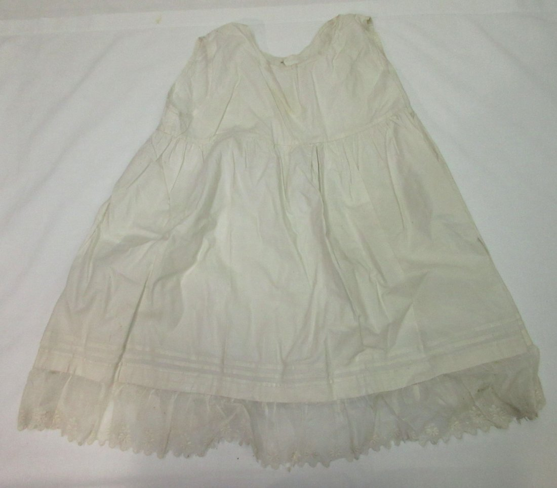 Early Girl's Edwardian Dress Slips - 7pc - 5