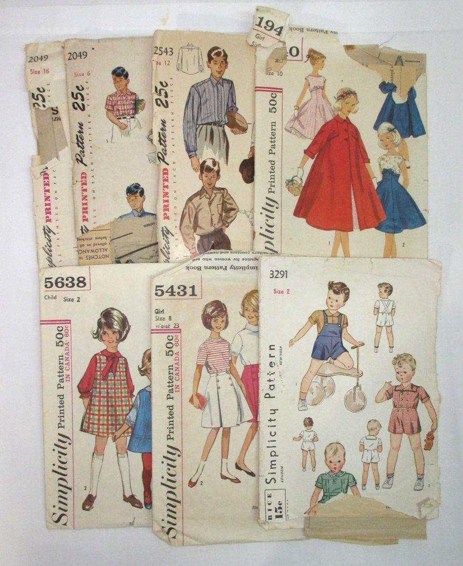 """""""18"""" Toddler, Boys, Girls, Costume 40's,50's, 60's - 2"""