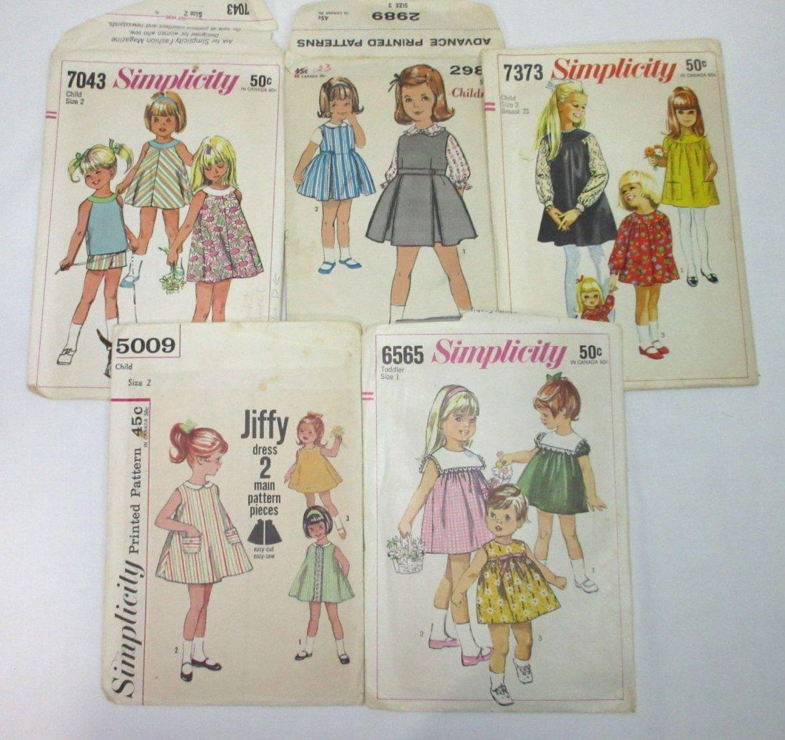 """""""18"""" Toddler, Boys, Girls, Costume 40's,50's, 60's - 4"""