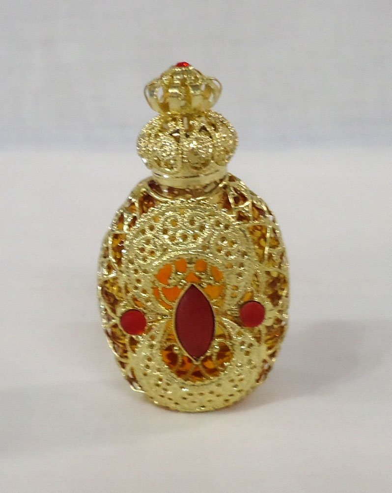 Ornate Perfume Bottle
