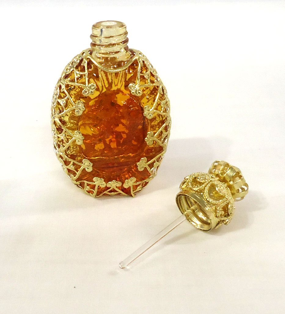 Ornate Perfume Bottle - 3