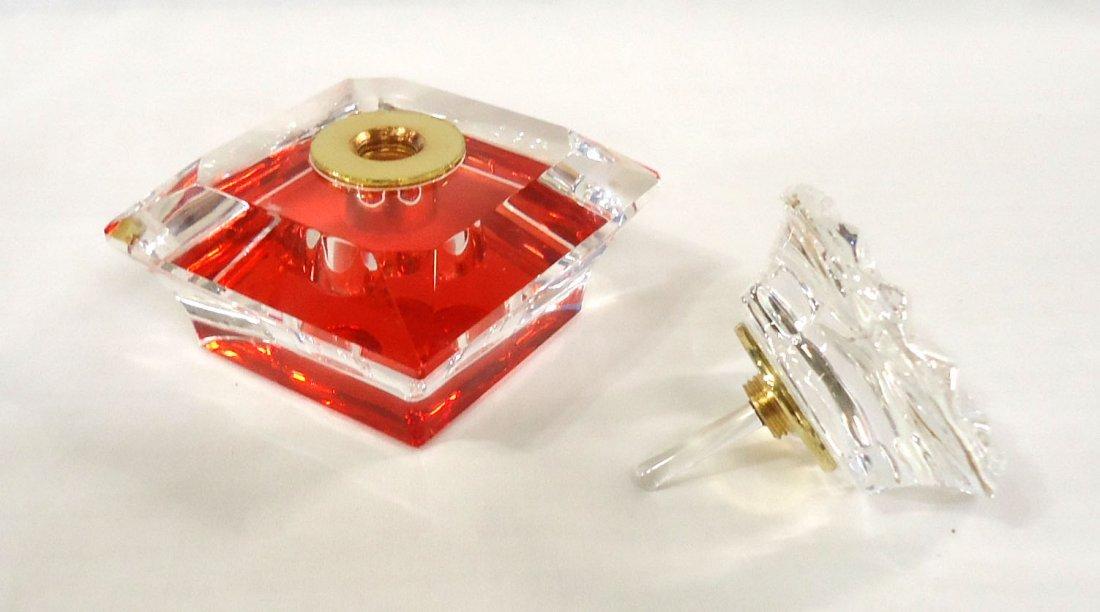 Crystal Perfume Bottle - 2